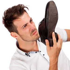 貴方の足の臭い大丈夫?