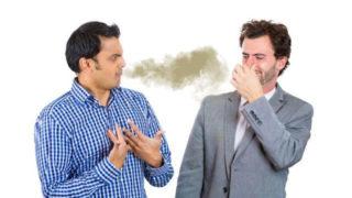 口臭の原因と対策